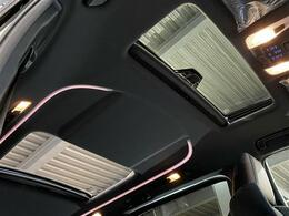 【サンルーフ】開放的な車内空間で、快適なドライブを★