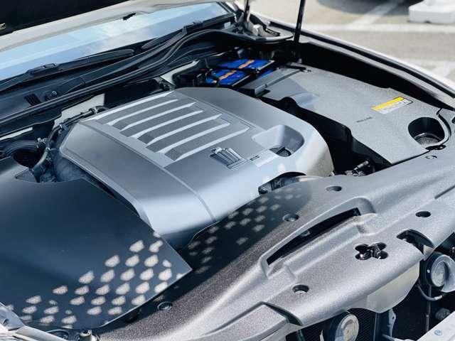 エンジンのコンディションもよく漏れ、異音、サビなどもありません。