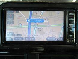 【片側電動スライドドア・トヨタセーフティセンス・LEDヘッドライト・スマートキー】純正メモリーナビ バックカメラ ワンセグTV Bluetooth ETC