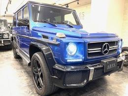 メルセデスAMG Gクラス G63 50th アニバーサリー エディション 4WD 50台限定 デジーノモーリシャスブルー