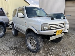 スズキ ジムニー 660 ワイルドウインド 4WD リフトアップ  ワンオーナー