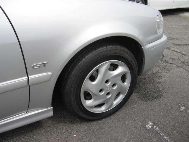 タイヤの溝あります!