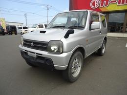 スズキ ジムニー 660 XG 4WD オートマ 社外オーディオ
