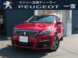 プジョー 308SW SW Allure 8AT 新車保証継承 元試乗車