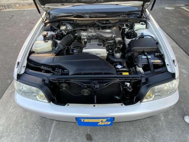 2JZ-GEエンジン!