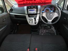 アイドリングストップ機能付き!信号待ちなどの停車中に自動的にエンジンを停止して、燃費が向上します!