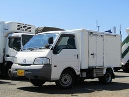 マツダ ボンゴトラック 冷蔵車 積載量850キロ 左サイドドア 0℃/20℃