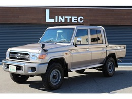 トヨタ ランドクルーザー70ピックアップ 4.0 4WD ワンオーナー 純正オプションデフロック