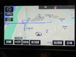 トヨタ純正メモリーナビ搭載!! 純正ならではの使いやすさが魅力的♪♪ドライブや旅行が楽しくなりますよ♪