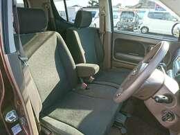 広々&ゆったり座れるシート!軽自動車とは思えない座り心地を是非一度ご体感ください。