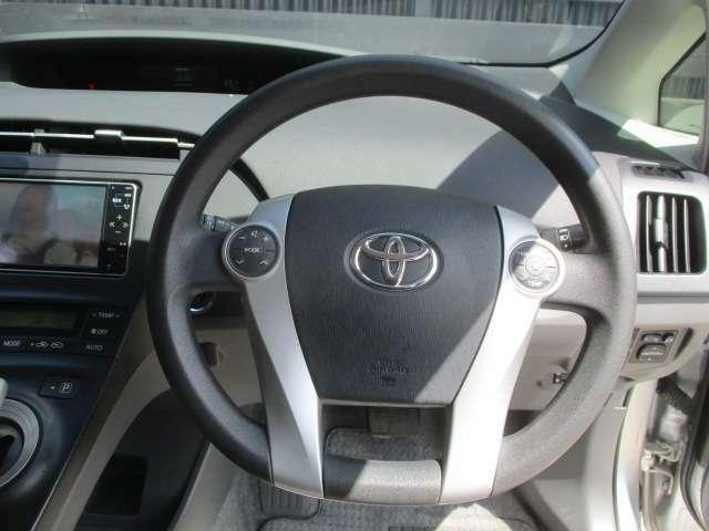 実際に運転席に座った感じです!!シートへたりなく綺麗なフロントシートです。