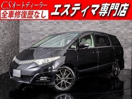 トヨタ エスティマ 2.4 アエラス Gエディション 両側自動ドア HDDナビ 後席モニター ETC
