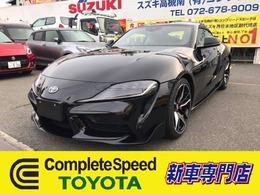 トヨタ スープラ 3.0 RZ 新車ハイパーECU 460馬力コンプリート