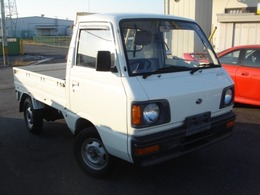 スバル サンバートラック KT64WD550走行