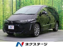 トヨタ エスティマ 2.4 アエラス プレミアム 4WD 純正9型ナビ プリクラッシュセーフティ