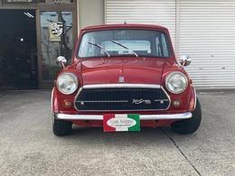 イノチェンティ ミニ MINI クーパー 1300 エクスポート 三角窓・純正ステアリング・左ハンドル