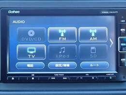 ◆オーディオソースは最新のメディアにも対応しています