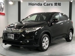 ホンダ ヴェゼル 1.5 X ホンダセンシング 新車保証 当社試乗車 ナビLEDライト 黒内装