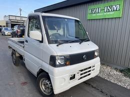 日産 クリッパートラック 660 DXエアコン付 4WD 車検整備2年付
