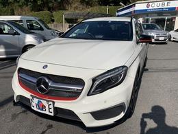 AMG GLAクラス GLA 45 4マチック エディション1 4WD
