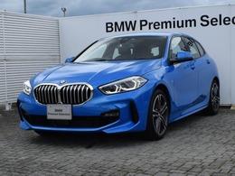 BMW 1シリーズ 118i Mスポーツ DCT ACC 衝突軽減B 純正ナビ Bカメラ 18AW LED