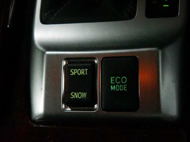 ドライブモードが選べます!