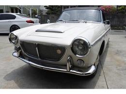 フィアット 1962年モデル 1200 スパイダー 1962年モデル 1200 スパイダー 屋内保管車 ピニンファリーナ デザイン