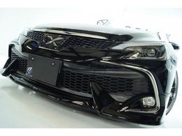 トヨタ マークX 2.5 250G Fパッケージ 後期RDSモデリスタ仕様新品アルミ車高調