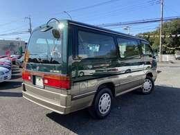 今のワゴン車にはないスタイルで、マニアな人気のあるホーミーコーチ!!
