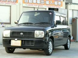 スズキ アルトラパン 660 X タイミングチェーン式エンジン/シートカバ