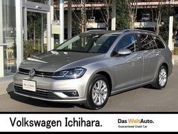 フォルクスワーゲン ゴルフヴァリアント TSI コンフォートライン VW認定中古車 ACC機能付 リヤカメラ