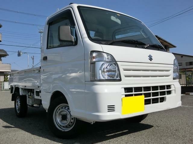 ■平成27年式 スズキ キャリートラック入庫!人気の商用ホワイト!■