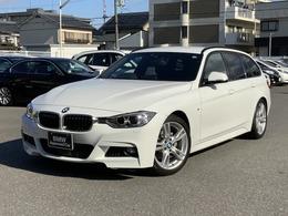 BMW 3シリーズツーリング 320i Mスポーツ ACC 18AW Dアシスト 電動トランク