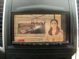 純正HDDナビ(DVD映像再生可能)ワンセグTV