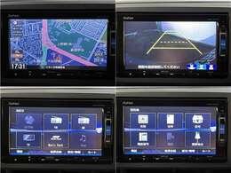 ■純正メモリーナビ付き■狭い場所での駐車時や、駐車が苦手な方に嬉しいバックカメラやCDを入れるとHDDに録音してくれるCD録音機能等、充実の機能が付いております☆