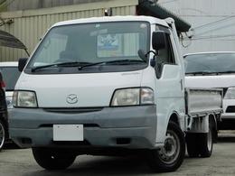 マツダ ボンゴトラック 1.8 DX ワイドロー 木製荷台 ダブルタイヤ 積載量850