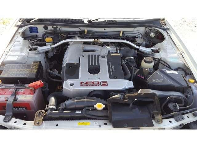 RB25DEエンジン