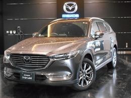 マツダ CX-8 2.5 25T Lパッケージ 4WD ターボ 安全装備 認定中古車