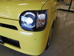 LEDヘッドライト&オートハイビーム★ハイ&ロービームを自動で切り替え、夜道で前方を見やすく。ロービーム/ハイビームを手をわずらわせることなく自動で切り替えます。