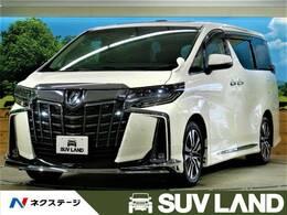 トヨタ アルファード 2.5 S Cパッケージ モデリスタエアロ サンルーフ BIG-X