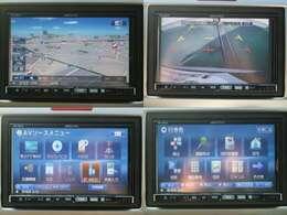 ナビはもちろん装備しています!! 「マップ」「バックカメラ」はもちろん「Bluetooth機能」も装備しています!!