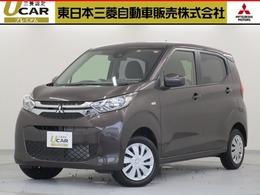 三菱 eKワゴン 660 G 4WD サポカーS/踏み間違い防止/試乗車/禁煙車