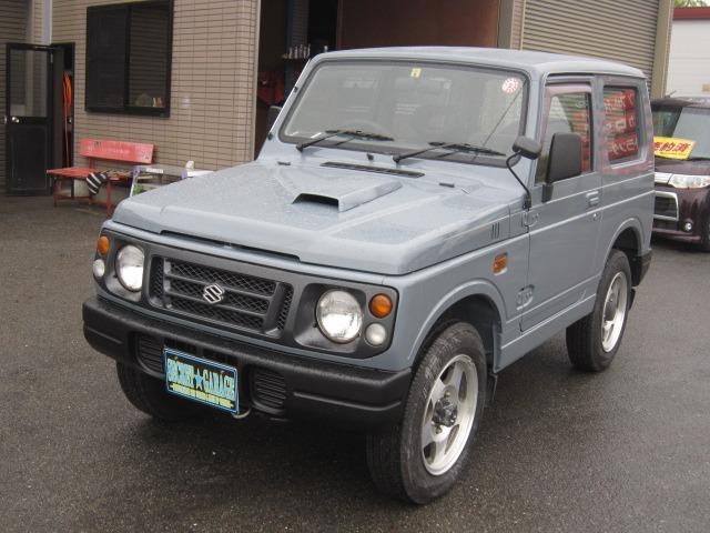 平成8年式JA12Wジムニー/ハードトップXSグレード4WD。県外納車&全国納車OK。