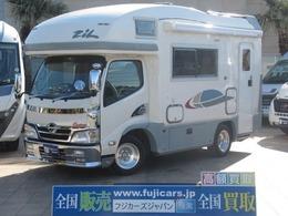 トヨタ カムロード バンテック ジル NoxPM適合 ディーゼルターボ エアコン FF