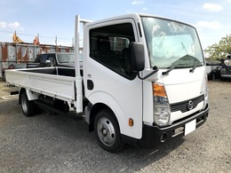 日産 アトラス 3.0 ロング 平ボディー 普通免許対応車
