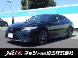 トヨタ カムリ 2.5 WS レザーパッケージ DAメモリーナビ・フルセグ・元当社社用車