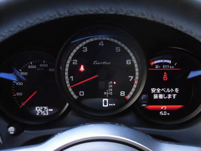 走行距離は1万300キロほど!まだまだこれからの車両です!