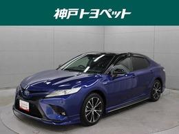 トヨタ カムリ 2.5 WS レザーパッケージ JBL ムーンルーフ ETC2.0 TRDエアロ
