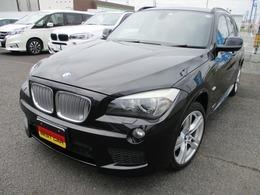 BMW X1 sドライブ 18i Mスポーツパッケージ ポータブルナビTV