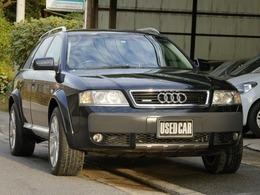 アウディ オールロードクワトロ 4.2 4WD 純正レカロ 当店管理下取車